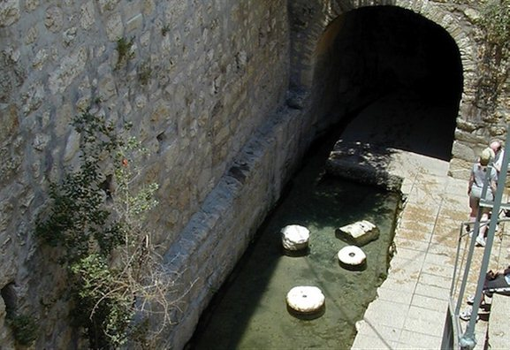 ool of Siloam tb n051501 The Pool of Siloam—Connecting Sukkot and the Messiah