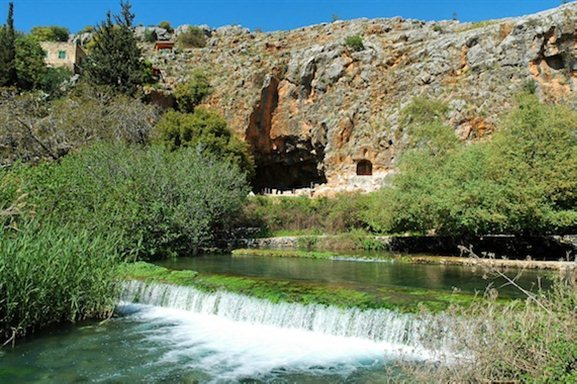 aesarea Philippi tb032905240 Caesarea Philippi (Banias)—From the god Pan to the God Man
