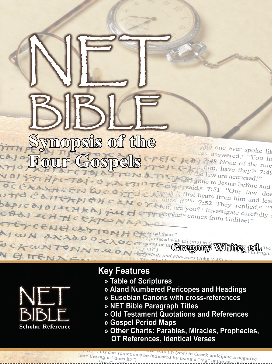 Net bible synopsis of the four gospels bible to view the full version of the synopsis of the four gospels by gregory white click here pdf ccuart Choice Image